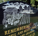 Etchings and Engravings on Memorials and Monuments